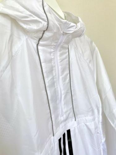 Adidas Jacket Wind Breaker Zip Up Calabasas Yeezy Small