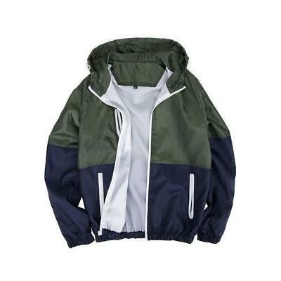 jacket men windbreaker spring autumn fashion