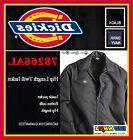 Dickies Jacket Mens Hip Length Twill 78266AL Jacket Zipper F
