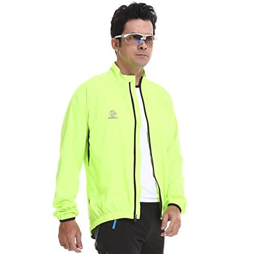 4ucycling Men's Cycling Jacket Quick Outdoor