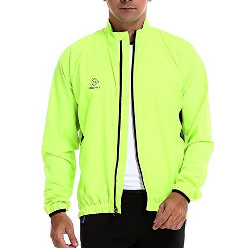 lambda windproof cycling jacket quick