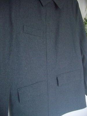 Lands Men's Wool Coat - MT