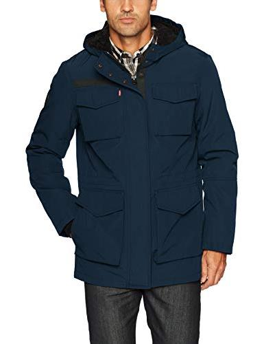 levi s men s arctic cloth sherpa