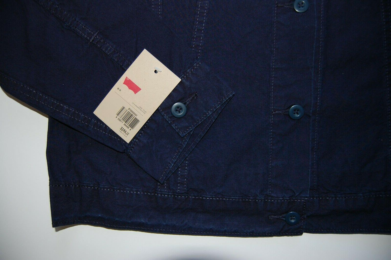 Levi's Slim Lightweight Jacket Style 723330075