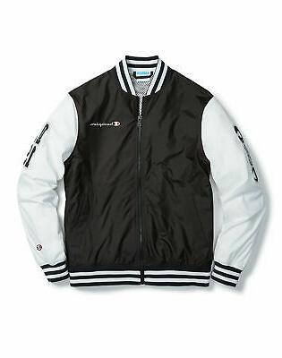life men s baseball jacket multi c