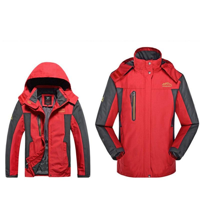 Light spring out Hiking Men <font><b>Outdoor</b></font> Rain Waterproof <font><b>jackets</b></font> for