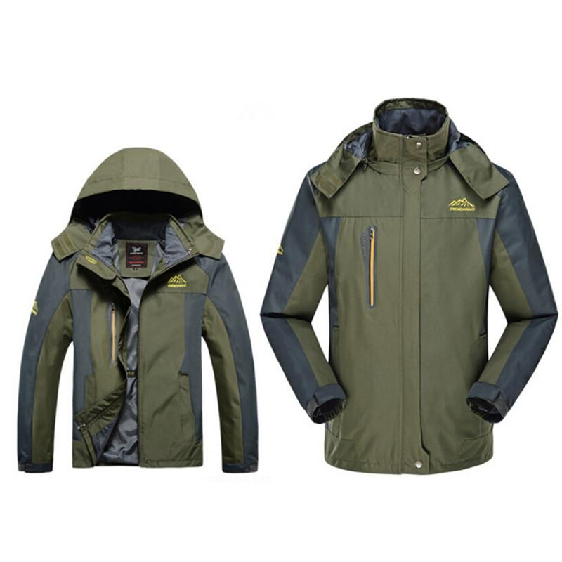 Light spring out Camping Men <font><b>Outdoor</b></font> Rain Waterproof <font><b>outdoor</b></font> <font><b>research</b></font> <font><b>jackets</b></font> for