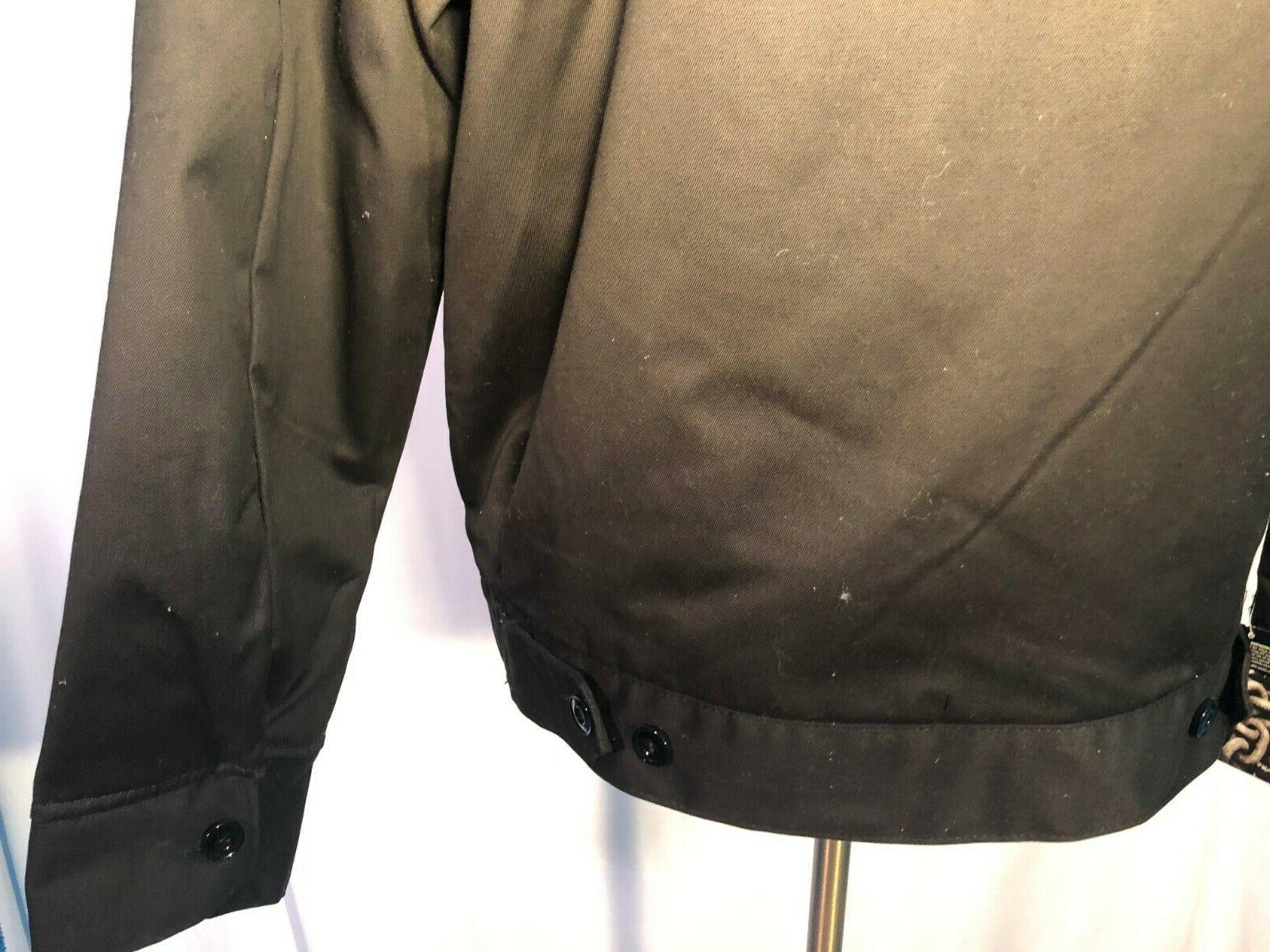 Dickies Lined Men's Zip Uniform