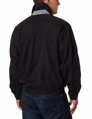 London Fog Men's Zip-Front Jacket