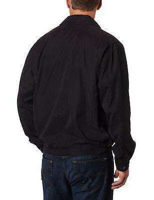 London Fog Zip-Front Jacket