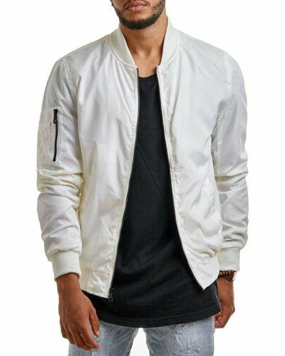 Men Business Thin Bomber Coat Fashion