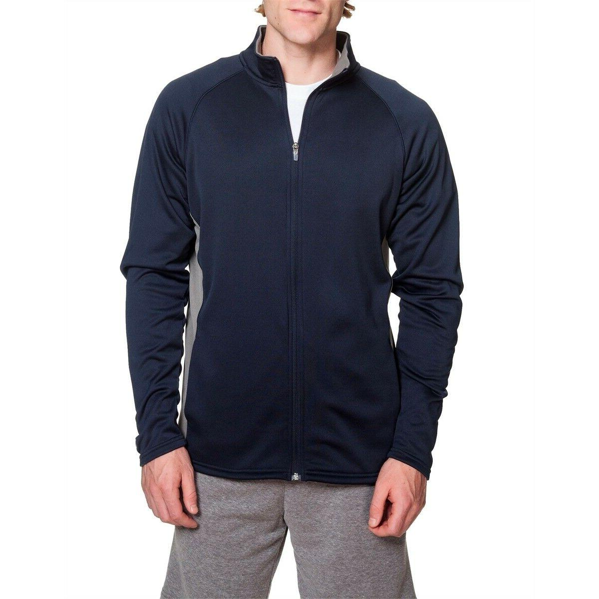 men coats and jackets s270 performance colorblock