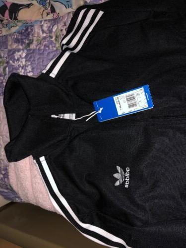 Men Adidas Originals Track Jacket Large