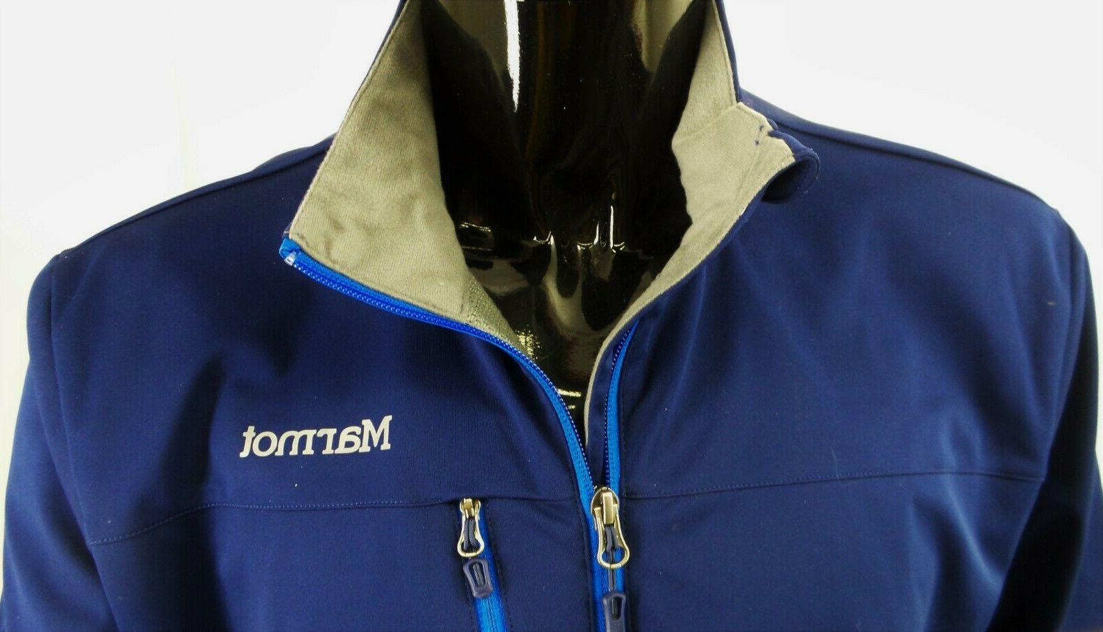 men s arctic navy blue meadow jacket