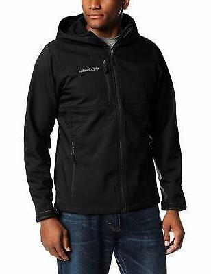 men s ascender hooded softshell jacket