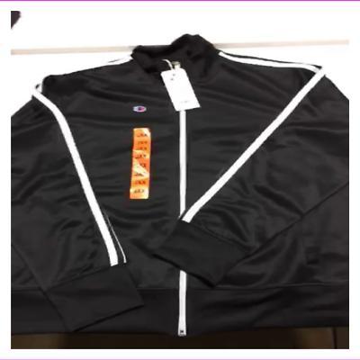 Longsleeve Champions Zipper Jacket
