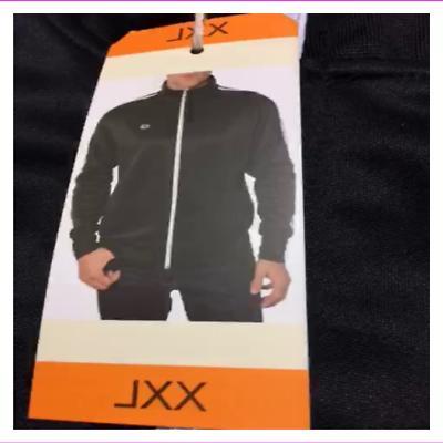 Champion Men's Athletic Longsleeve Champions Logo Full Zipper Jacket