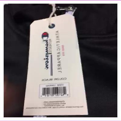 Champion Men's Longsleeve Logo Full Zipper Jacket