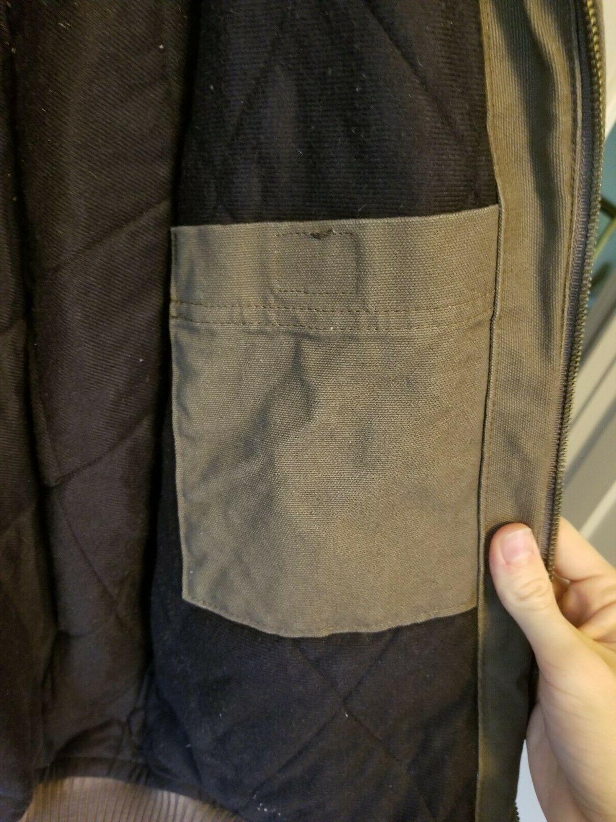 Carhartt Men's Large. Brown.