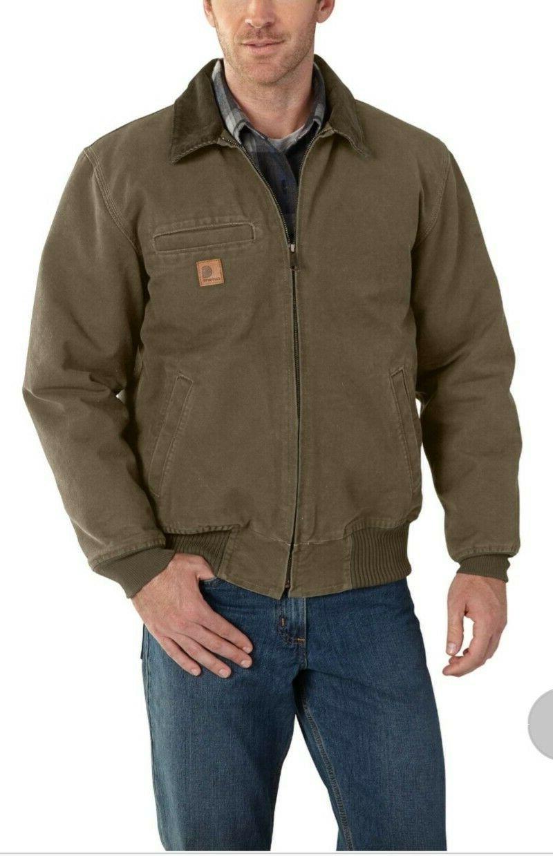 men s bankston jacket large brown