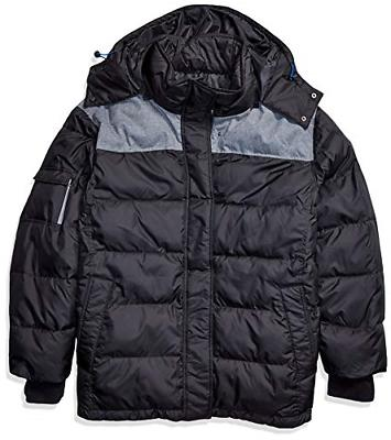 men s big and tall insulated puffer