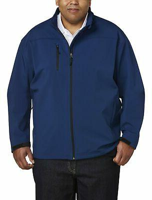 men s big and tall water resistant