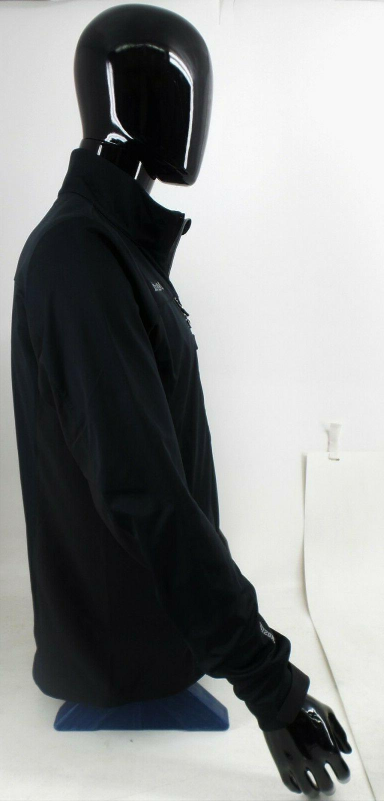 Marmot Black Softshell Gore-Tex Coat - Select