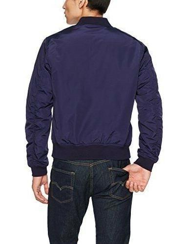 Goodthreads Bomber Jacket Navy