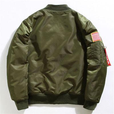Men's Bomber NASA Coat