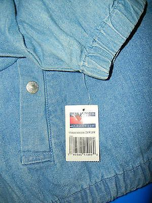 Men's Hilfiger Style Denim Size XXL with