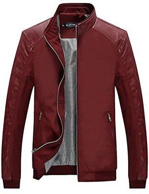 men s casual jacket