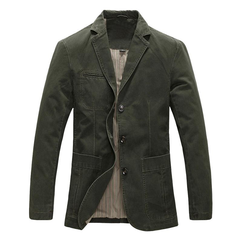 Chouyatou Stripe Twill Suit
