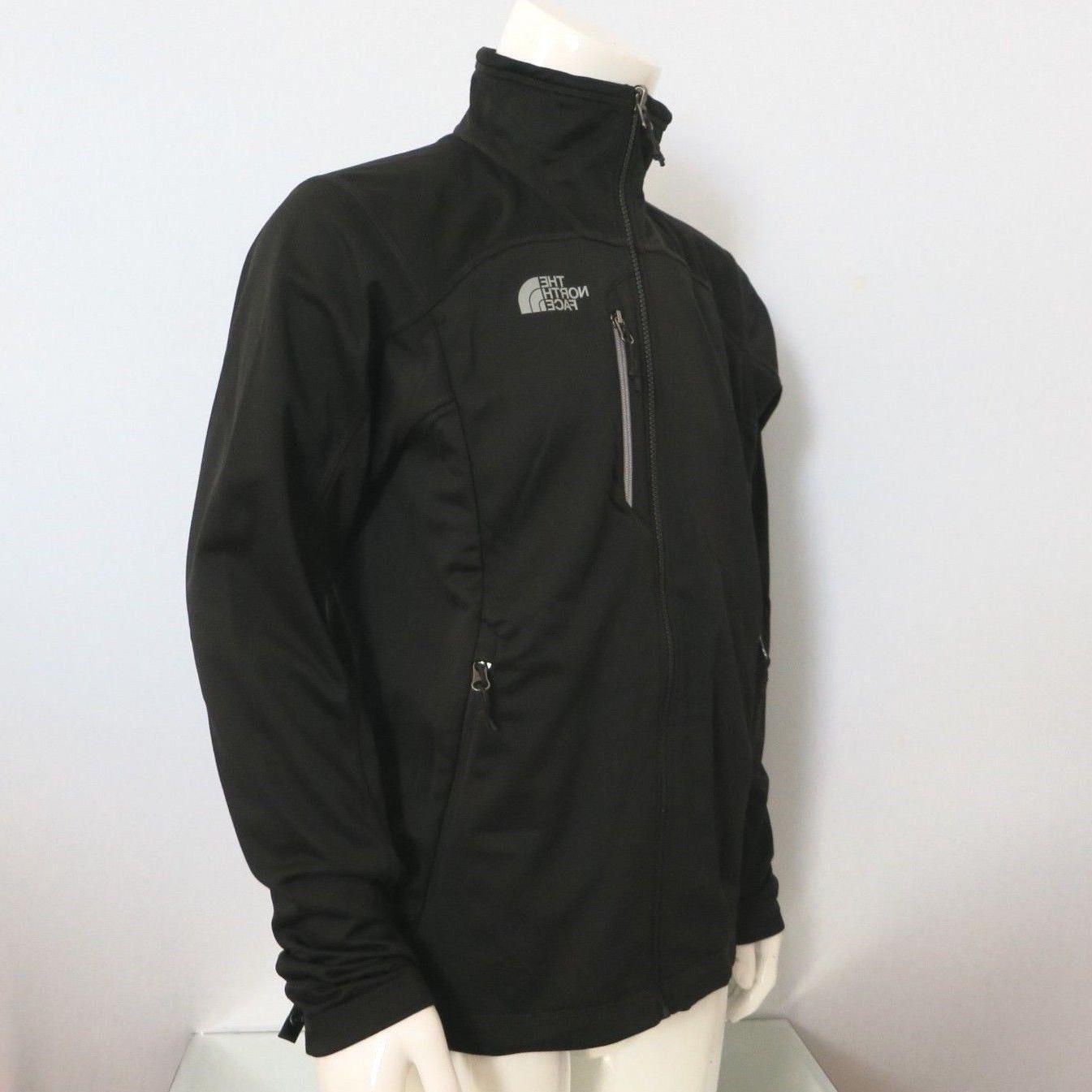 THE NORTH Cinder Jacket Black M