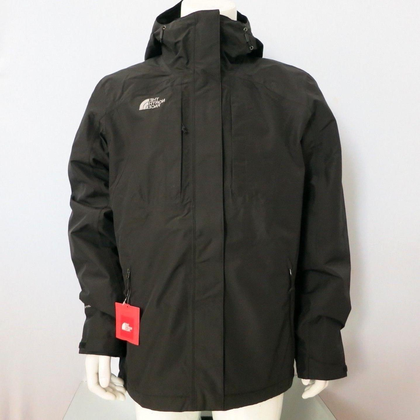 THE NORTH Cinder Triclimate Ski Jacket sz S M