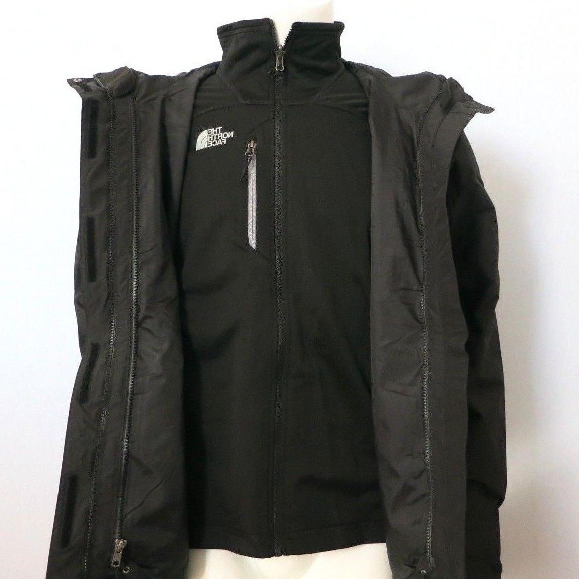 THE Cinder 3-IN-1 Jacket M L