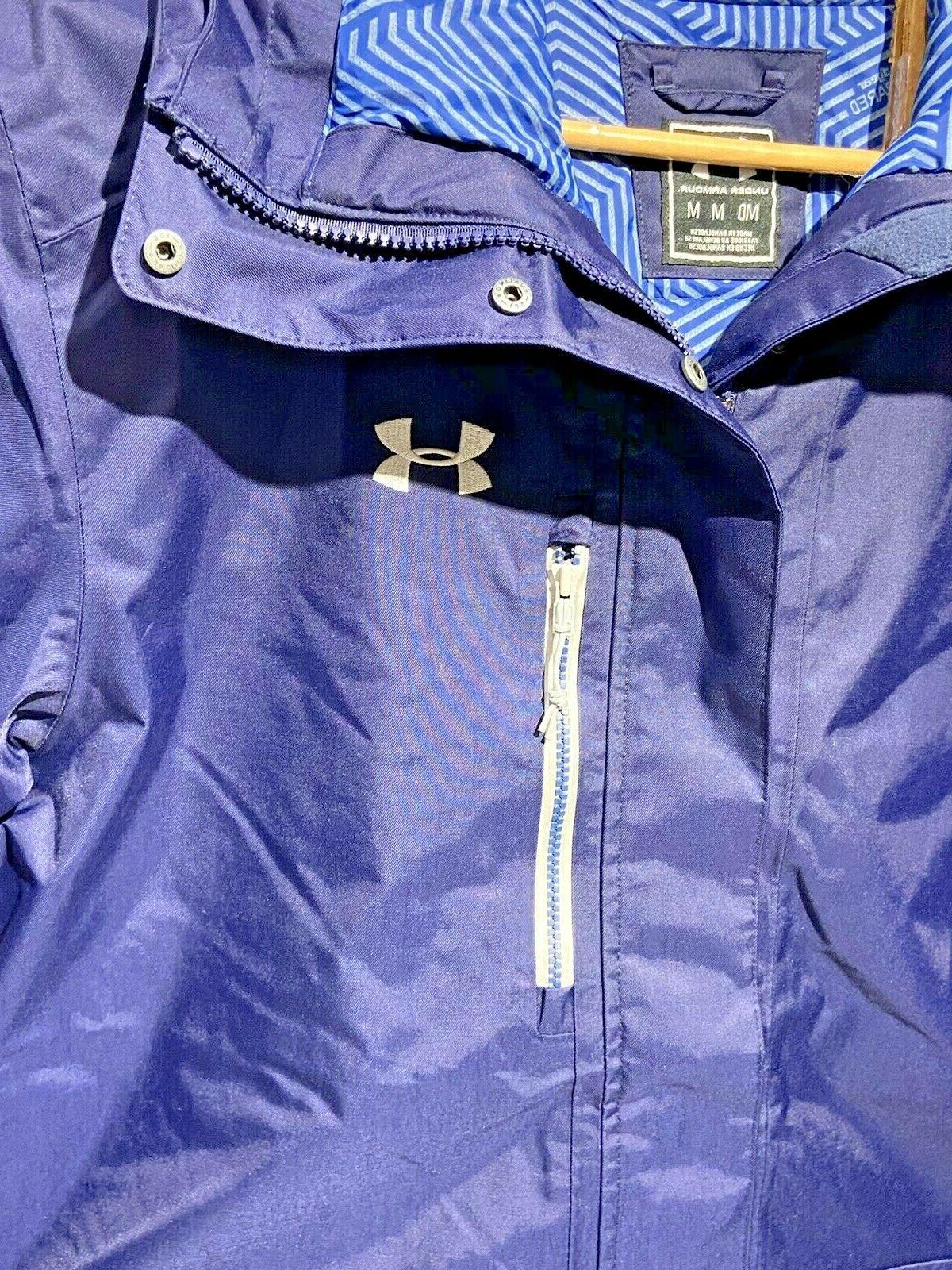 Under Men's Gear Reactor Jacket Size 1280828-410