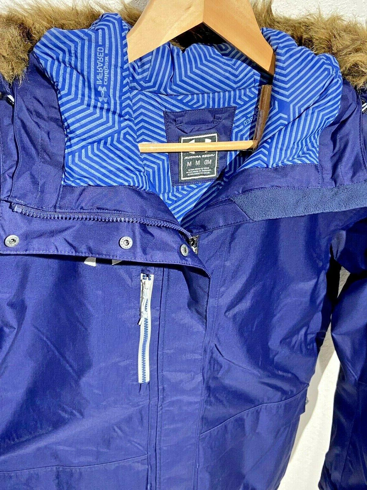 Under Armour Gear Voltage Jacket Size New 1280828-410