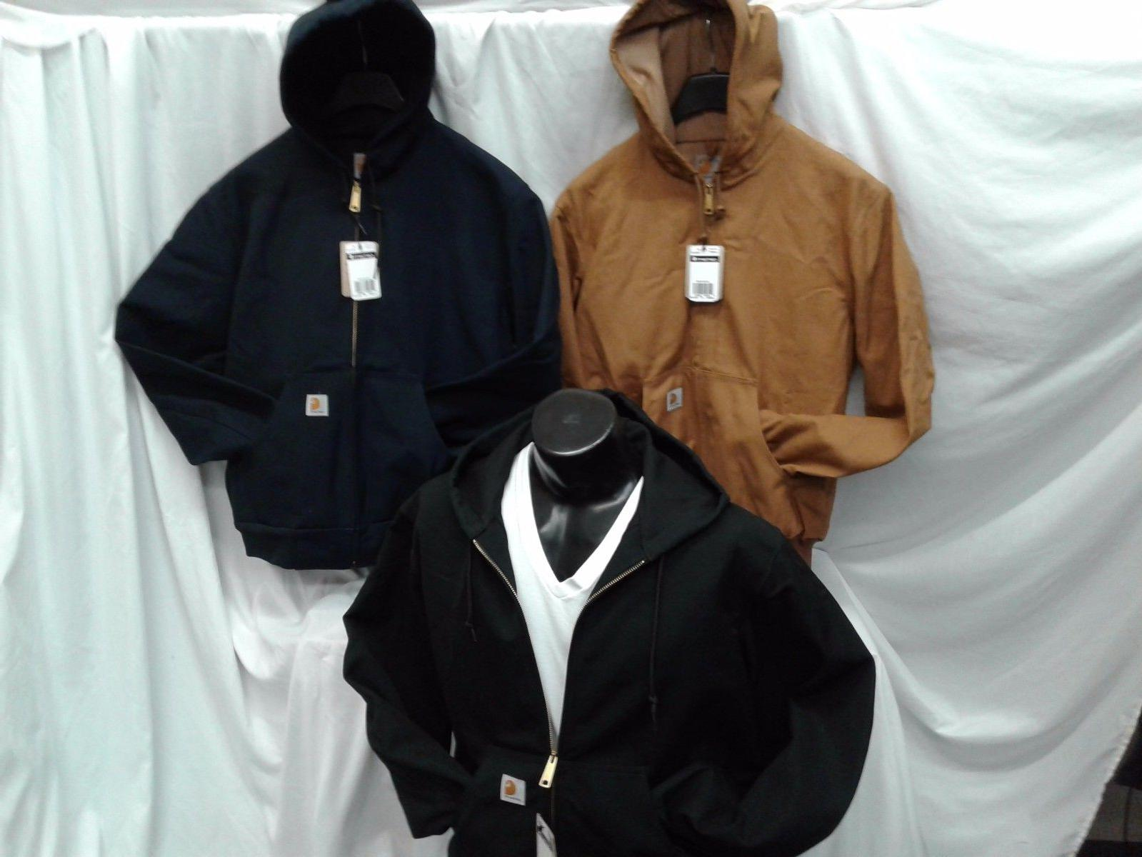men s duck thermal lined active jacket
