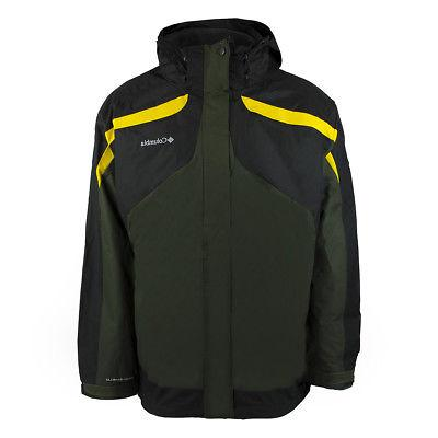 Columbia Men's Eager 3-in-1 Air Jacket