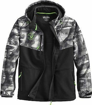 men s fast action softshell jacket