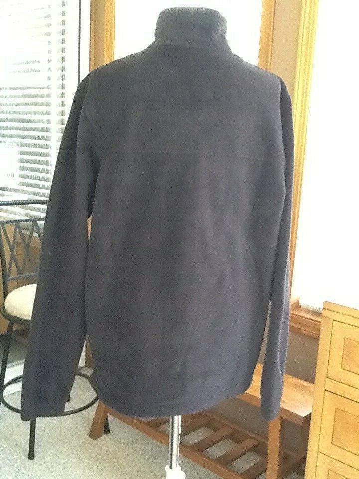 COLUMBIA Fleece Lightweight BLACK M