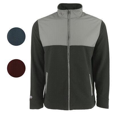 men s fleece workout athletic jacket