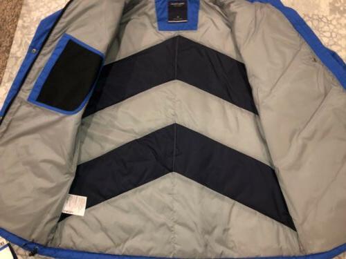Men's Insulated Puffer Jacket XL NEW!