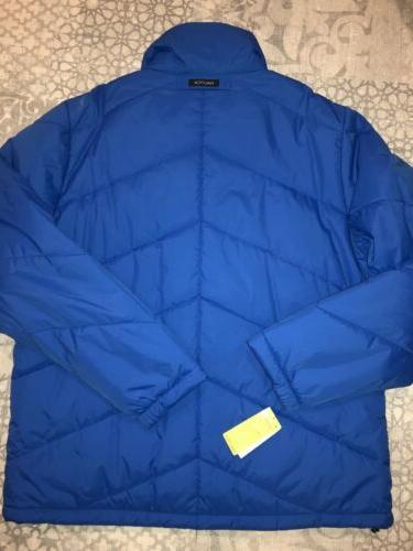 Men's NAUTICA Full-Zip Down Insulated XL