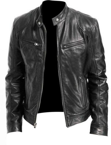 Men's Lambskin Jacket & Slim fit Coat