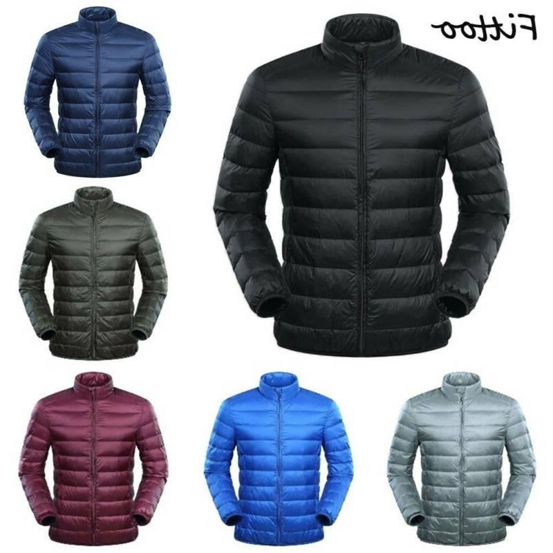 Men's Jacket Coat Stand Collar