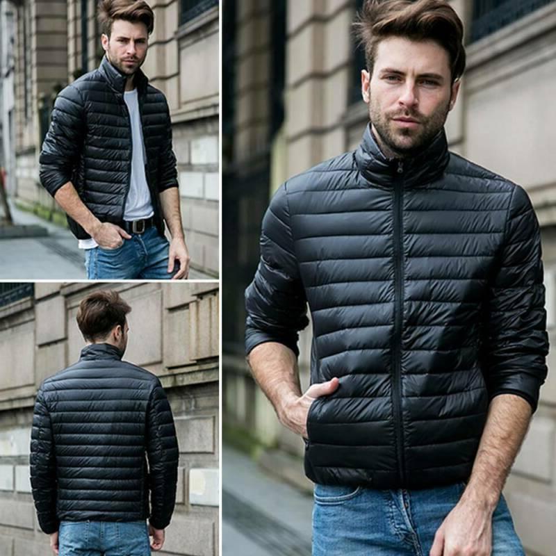 Men's Jacket Packable Coat Stand