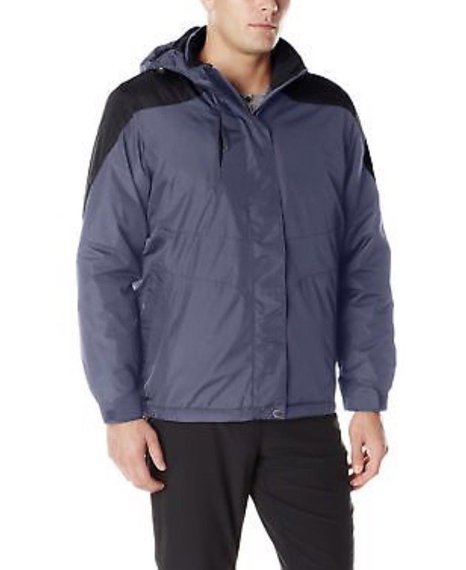 Arctix Men's Gotham Insulated Jacket, Charcoal- Size Small C