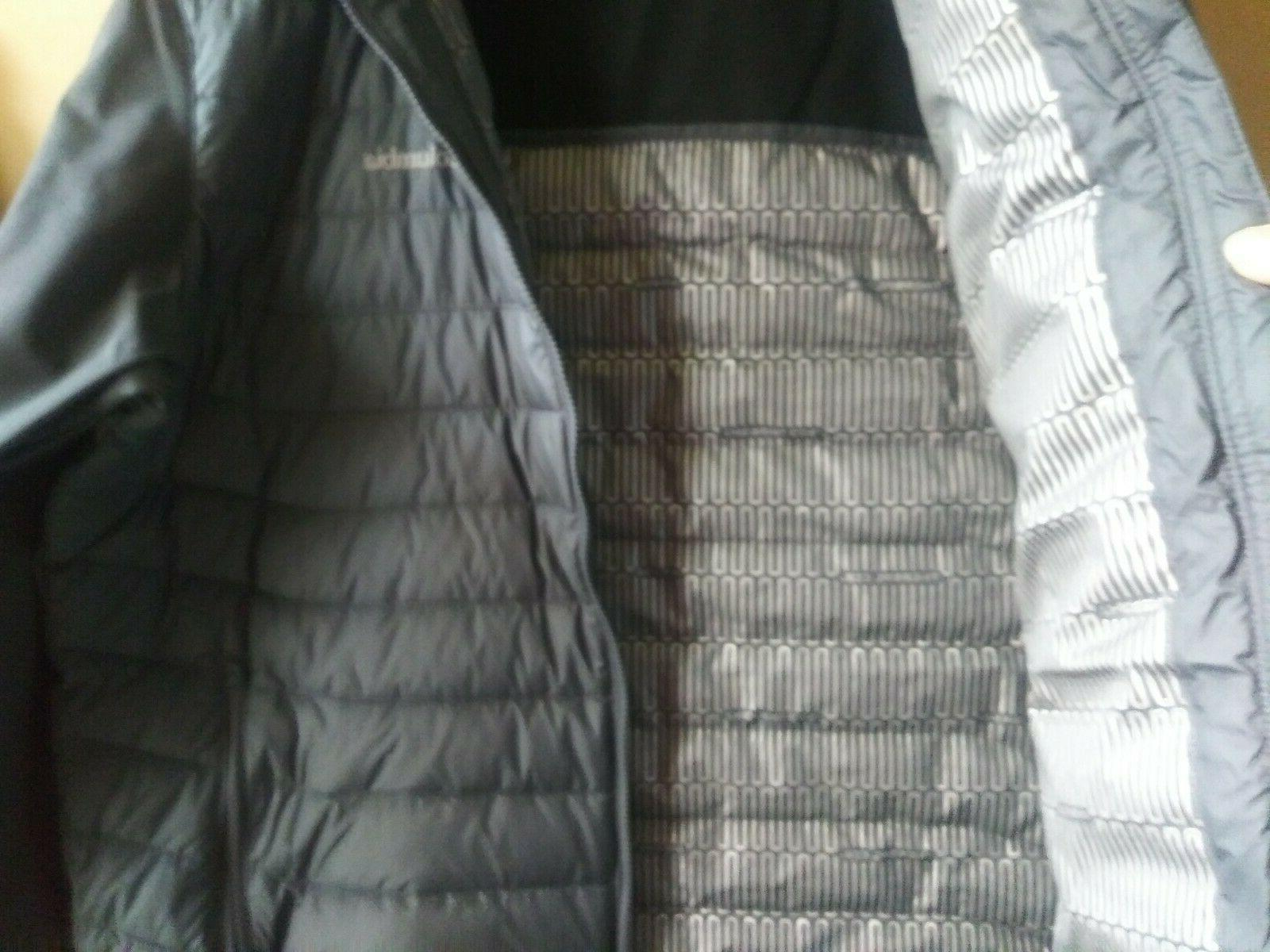 Columbia Men's Trail Hybrid XXL Winter Coat NWT