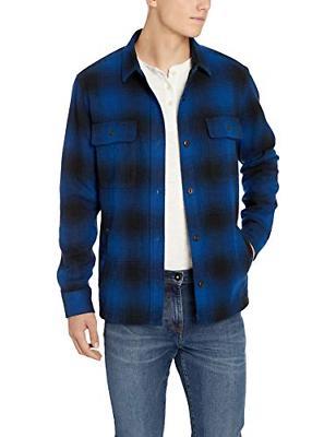 Goodthreads Heavyweight Flannel Shirt Blue Buffalo